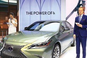 Trải nghiệm phong cách sống đẳng cấp cùng Lexus