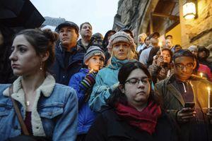 Toàn cảnh thảm sát giáo đường Do Thái Pittsburgh khiến 11 người chết