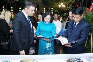 Khai mạc sự kiện văn hóa 'Israel tại Hà Nội!'