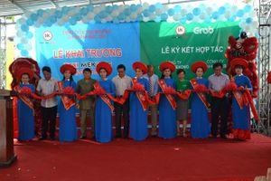 Grab hợp tác với Taxi Mekong triển khai dịch vụ GrabTaxi tại Bạc Liêu