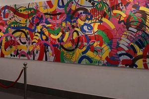Triển lãm 'Vũ điệu sắc màu' – cuộc hội ngộ giữa họa sĩ Việt Nam với Hà Lan
