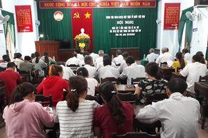Điều tra khảo sát về vai trò của Mặt trận tại Thừa Thiên - Huế