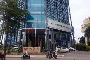 Tạm đình chỉ công tác tổng giám đốc Công ty IPC Tân Thuận