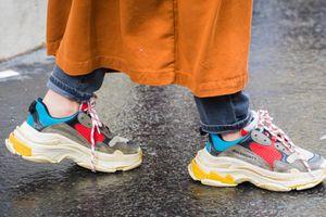Giới thời trang đang 'cuồng' sneakers một cách ngớ ngẩn?