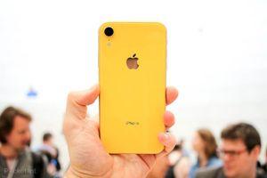 Hiệu năng iPhone XR vượt xa các điện thoại Android cao cấp