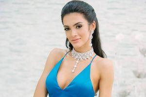 'Hoa hậu ngất xỉu' của Miss Grand International rạng rỡ sau đăng quang