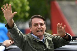 'Trump xứ nhiệt đới' Bolsonaro đắc cử tổng thống Brazil