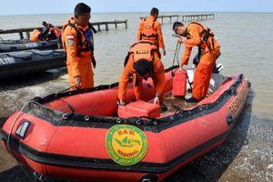 Không hy vọng có người sống sót vụ máy bay Lion Air rơi
