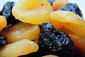 Trái cây sấy khô, hoa quả có thể để bao lâu trong tủ lạnh?