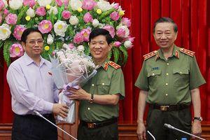 Tướng Nguyễn Văn Sơn tham gia Thường vụ Đảng ủy Công an Trung ương