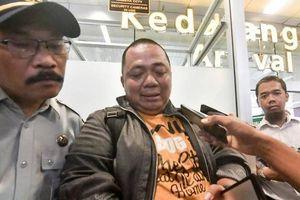 Nam hành khách thoát vụ rơi máy bay Lion Air nhờ kẹt xe