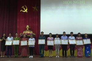 Huyện Ứng Hòa tổng kết 5 năm thực hiện Ngày Pháp luật Việt Nam