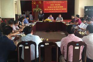 Trung tâm Tư vấn pháp luật CĐ Hà Nội cần đẩy mạnh tuyên truyền và trợ giúp pháp lý cho người lao động