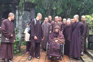 Chùa Từ Hiếu - nơi Thiền sư Thích Nhất Hạnh tịnh dưỡng đến cuối đời