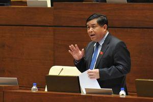 Bộ trưởng Nguyễn Chí Dũng: Đâu cũng cần nhưng cái bánh ngân sách có vậy thôi