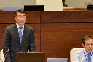 Thống đốc Lê Minh Hưng: Phát hành trái phiếu phù hợp để không gây áp lực lên thị trường tiền tệ