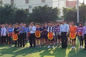 Ninh Bình: 20 đội bóng tranh tài tại giải LVT Cup năm học 2018-2019