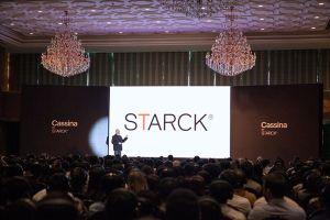 Huyền thoại ngành thiết kế Philippe Starck đến Việt Nam
