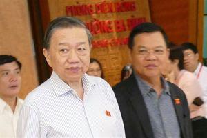 Điều tra sai phạm thi THPT: Bộ trưởng Công an nói gì?