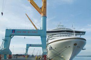 Khắc phục tình trạng tàu chở khách không thể cập cảng