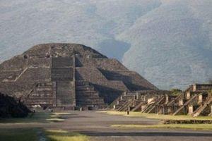 'Đường sang thế giới bên kia' dưới kim tự tháp Mexico