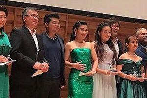 Ca sĩ Đào Tố Loan giành giải nhất cuộc thi Singapore Lyric Opera 2018
