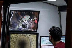 Thổ Nhĩ Kỳ đưa robot xuống cống tìm mảnh thi thể nhà báo bị Ả Rập Saudi sát hại