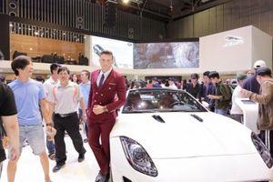 880 ô tô bán ra ngay trong triển lãm Vietnam Motor Show 2018