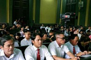 Nóng: Tạm ngừng phiên tòa Vinasun kiện Grab để bổ sung chứng cứ