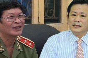 Đang giải quyết vụ Trung tướng Hữu Ước tố cáo ông Trần Đình Triển