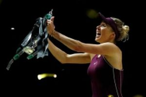 Elina Svitolina vô địch WTA Finals 2018
