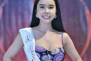 Người đẹp Đồng Tháp đăng quang Hoa hậu Du lịch Thế giới 2018