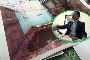 Giám đốc taxi Nguyên Minh bị tố xây nhà sai phép?