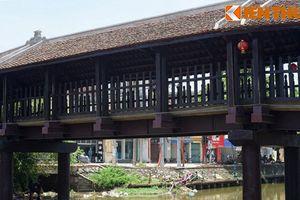 Khám phá cây cầu ngói cổ hiếm hoi còn sót lại ở VN