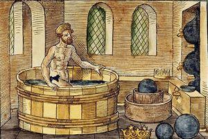 Vì sao Archimedes trần truồng chạy giữa phố và hét như điên?