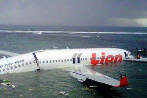 Máy bay rơi xuống biển: Những vụ sống sót kỳ diệu trong lịch sử
