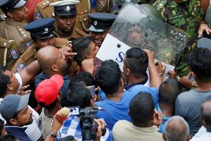 Sri Lanka: Chủ tịch Quốc hội cảnh báo nguy cơ xảy ra khủng hoảng 'đẫm máu'