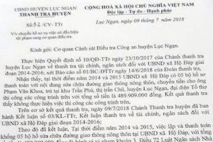 Bắc Giang: Chủ tịch xã làm khống hồ sơ... 'biển thủ' tiền ngân sách!