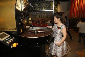 'Nữ hoàng' cà phê Việt