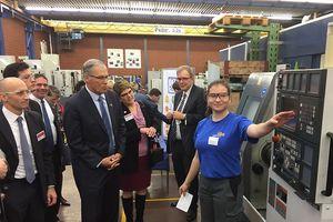 Giáo dục Thụy Sĩ tự hào về đào tạo thanh niên lành nghề