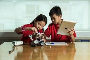 Hành trình phát triển nhân cách cho trẻ tại Trường Quốc tế Saigon Pearl