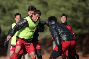 Văn Lâm thủng lưới hai lần, đội tuyển Việt Nam thua trận thứ 2 tại Hàn Quốc