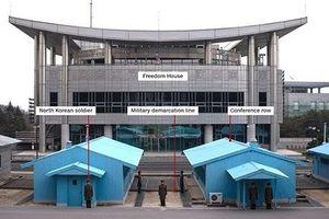 Hoàn tất thanh sát giải giáp vũ khí tại khu an ninh chung ở biên giới liên Triều
