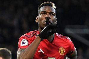 M.U thắng nhọc Everton, HLV Mourinho ca ngợi Pogba