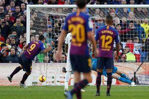 Thảm bại trước Barca, HLV Real vẫn mạnh mồm phát biểu sốc