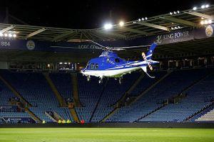 Nhìn gần chiếc trực thăng gặp nạn của Chủ tịch Leicester