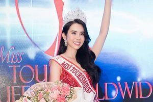 Huỳnh Vy đăng quang Hoa hậu Du lịch Thế giới cùng 4 giải thưởng phụ