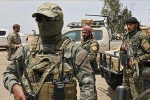 Khủng bố IS tái chiếm miền Đông Syria