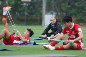 Đội tuyển Việt Nam loại 7 cầu thủ: Thầy Park bí mật đến phút chót!