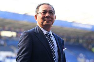Ông chủ CLB Leicester City - Tỷ phú Vichai thiệt mạng trong vụ tai nạn rơi máy bay